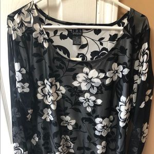NWT beautiful INC women's shirt size 2X